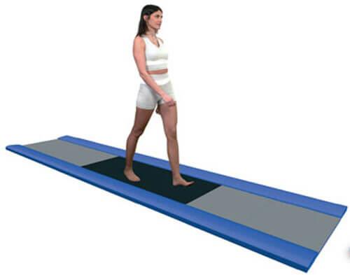 Esame baropodometrico della postura e del passo