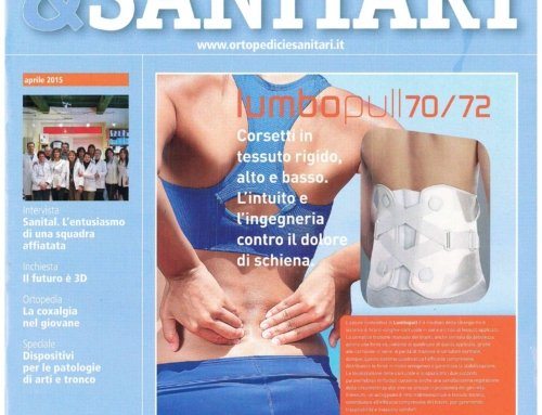 Ortopedici & sanitari : intervista a Lorenza Flaviani